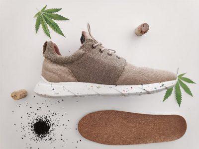 有了这双极致防水的环保运动鞋,你也可以成为「探险家」