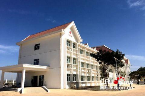 中企设计的塞内加尔妇幼医院承担抗