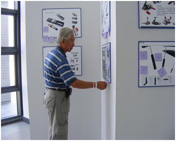 本届博览会优选出来自国内外有代表性的作品,设置了多个精品展示