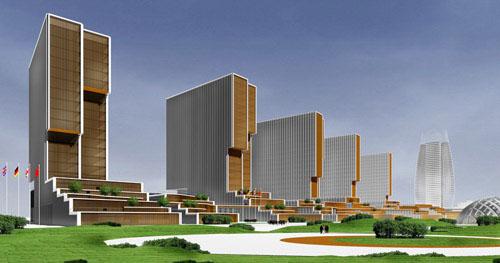 宁波和丰创意广场是宁波市政府为了推动宁波市工业图片