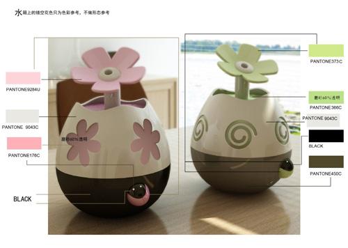 加湿器s30u-h - 红星奖 - 广东工业设计网